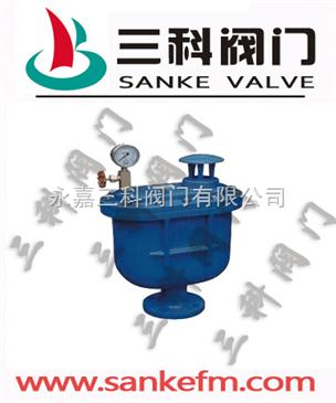 厂家直销carx复合式排气阀图片