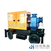 KDZY移動式柴油機自吸泵