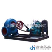 KDW型柴油机混流泵