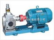 用作輸送、加壓的YCB不銹鋼圓弧齒輪泵/ZYB-7.5/2.0壽命更長