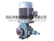 四个螺旋齿轮组成YHB润滑油泵、渣油泵ZYB-633维护方便
