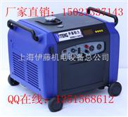 單位用低噪音發電機組_3千瓦靜音變頻汽油發電機