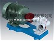 各零件的硬度高溫高壓(4.0MPa)整體碳鋼齒輪式渣油泵