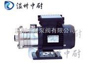 CHLF型不锈钢轻型分段式多级泵