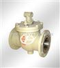 QA47Y一体式金属密封球阀|纯碱O形阀|上装式球阀
