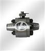Q61H全焊接金属硬密封锻钢球阀